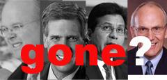Rove, Snow, Gonzales, Craig: gone?