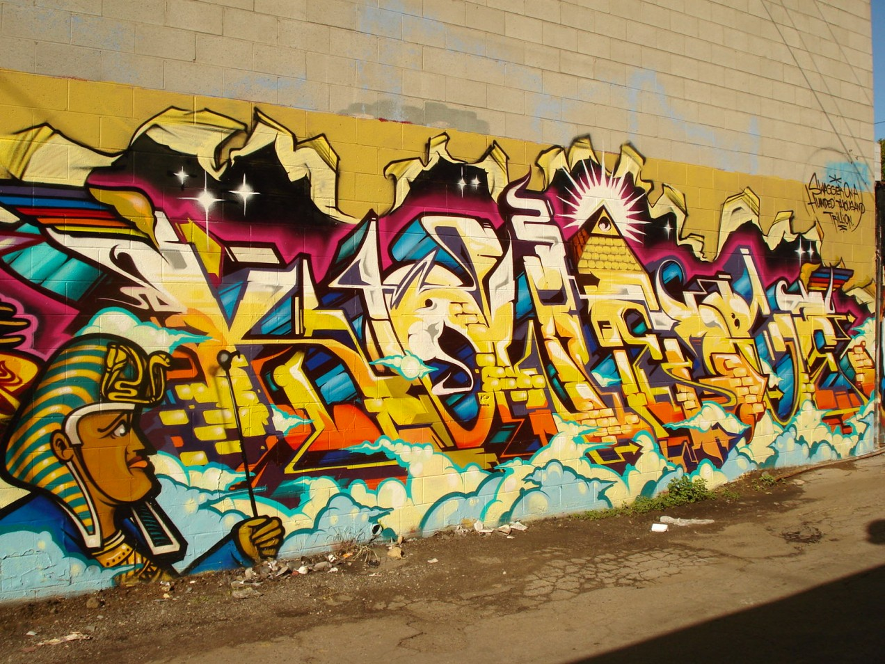 knowledge-graffiti